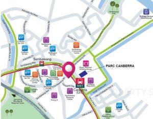 parc-canberra-ec-location-map-canberra-link-singapore